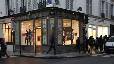 Parisian Evolution Poster by Randi Shenkman