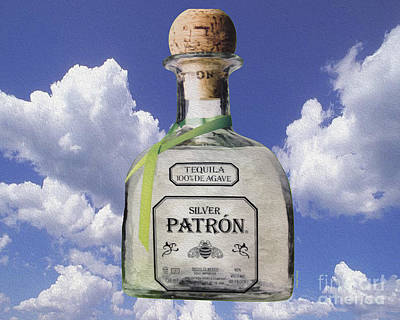 Patron Poster by Cheryl Young