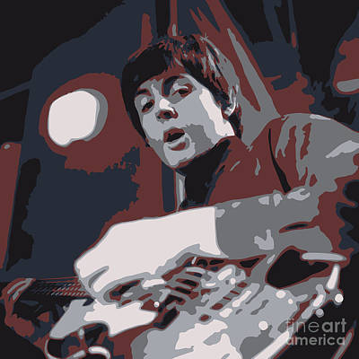 Paul Poster by Philip G