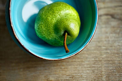 Pears Poster by Nailia Schwarz