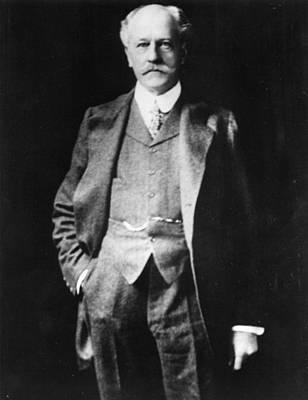 Percival Lowell (1855-1916) Poster by Granger