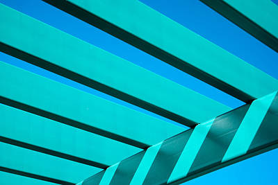 Pergola Poster by Don Durante Jr
