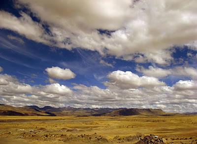 Peruvian High Plains Poster by RicardMN Photography