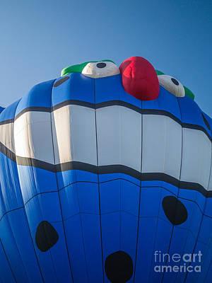 Piko The Hot Air Balloon Poster by Edward Fielding