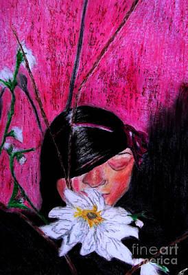 Plaisirs Belles Poster by Ayasha Loya Aka Pari  Dominic