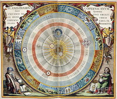 Planisphere Poster by British Library