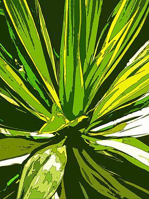 Plant Art 4443 Poster by Steve Lipson