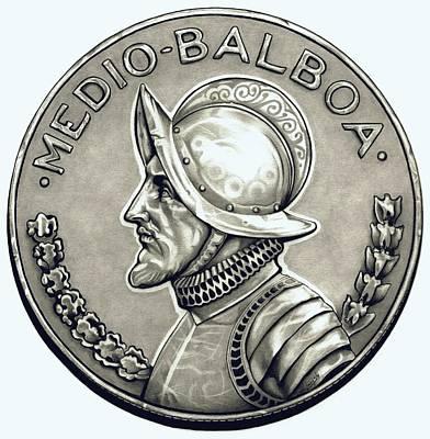 Platinum Balboa Poster by Fred Larucci