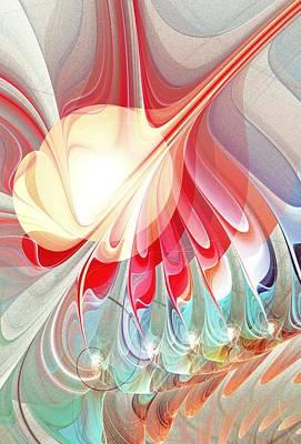 Playing With Colors Poster by Anastasiya Malakhova