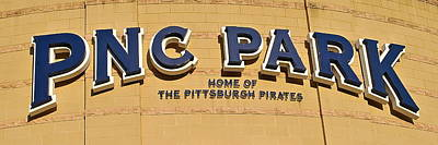 Pnc Park Poster by Frozen in Time Fine Art Photography