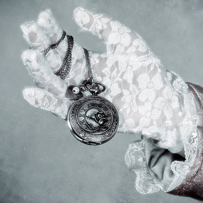 Pocket Watch Poster by Joana Kruse