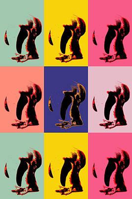 Pop Art Penguin  Poster by Toppart Sweden