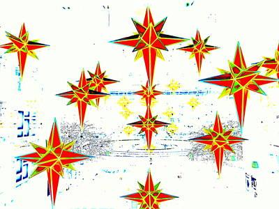 Pop Stars Poster by Ed Weidman