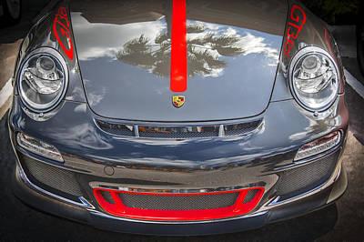 Porsche 2010 911 Gt3 Rs 3.8 Poster by Rich Franco