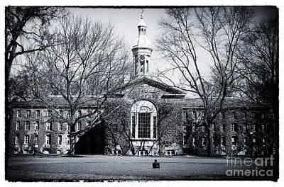 Princeton University Poster by John Rizzuto