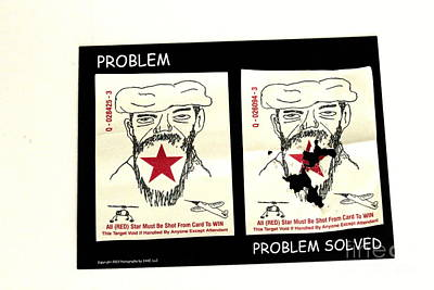 Problems Poster by Joe Jake Pratt