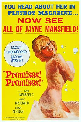 Promises... Promises, Us Poster Art Poster by Everett