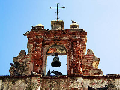 Puerto Rico, Old San Juan, Capilla Del Poster by Miva Stock
