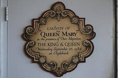 Queen Mary - 121217 Poster by DC Photographer