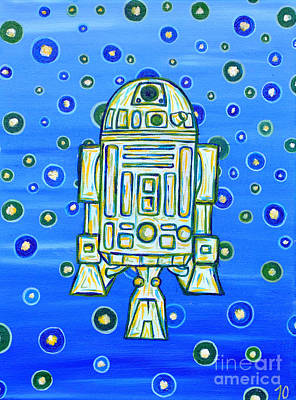 R2d2.2 Poster by Terra C
