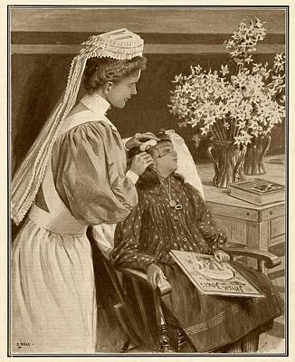 Radium Birthmark Treatment Poster by National Library Of Medicine