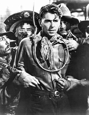 Reagan Western Film Still Poster by Underwood Archives