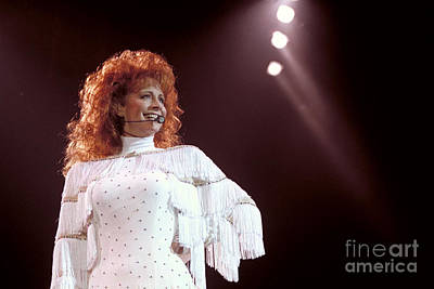 Reba Mcentire-58 Poster by Timothy Bischoff