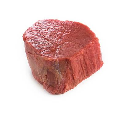 Red Meat Poster by Science Photo Library