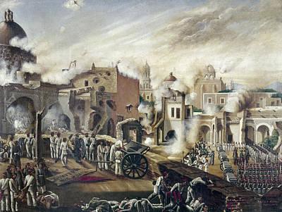 Reform War Guadalajara Poster by Granger