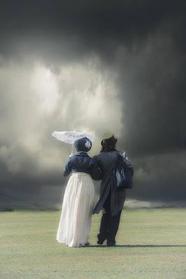 Regency Couple Poster by Joana Kruse