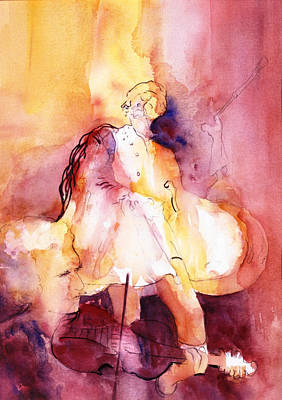 Renaissance Man Poster by Rose Sinatra