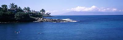 Resort At A Coast, Napili, Maui Poster by Panoramic Images