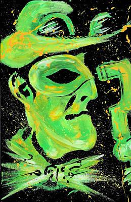 Riddler Poster by Tony Herrera