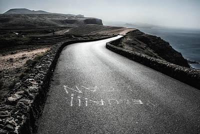 Road To Mirador Del Rio Poster by Mountain Dreams