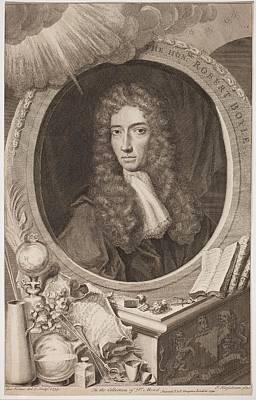 Robert Boyle Poster by Paul D Stewart