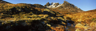 Rock Formations, Beinn Arthur Poster by Panoramic Images