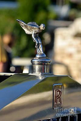 1930 Rolls Royce 20/25 Poster by George Atsametakis
