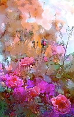 Rose 236 Poster by Pamela Cooper