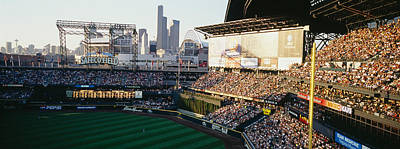 Safeco Field Seattle Wa Poster by Panoramic Images