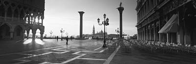 Saint Mark Square, Venice, Italy Poster by Panoramic Images