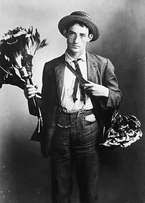 Salesman, 1891 Poster by Granger