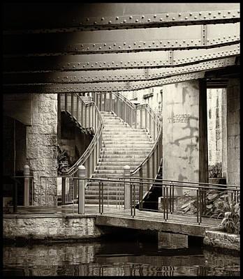San Antonio Riverwalk Poster by Tony Grider
