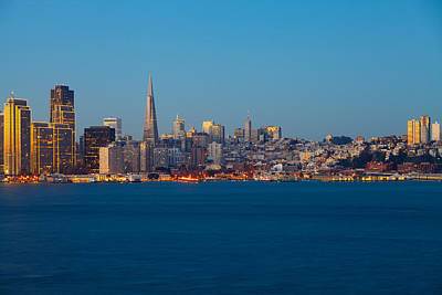 San Francisco Financial District, San Poster by Panoramic Images