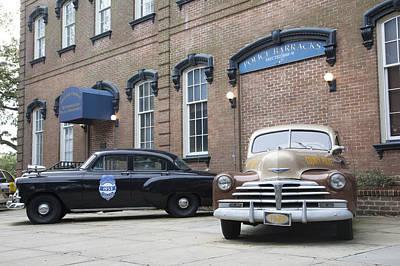 Savannah Chatham Metropolitan Police Department Poster by Erin Cadigan