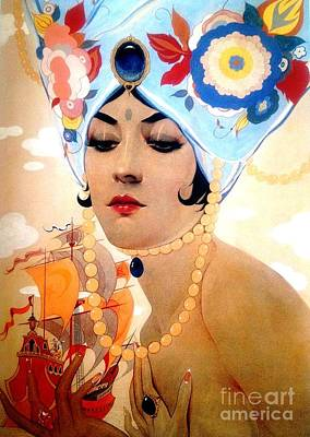 Scheherazade Poster by Pg Reproductions