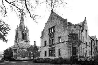 Seabury Western Seminary Poster by University Icons