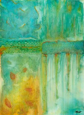 Seasons Poster by Margarita Puckett