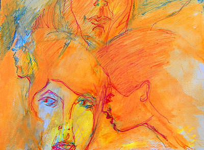 Secrets Poster by Judith Redman