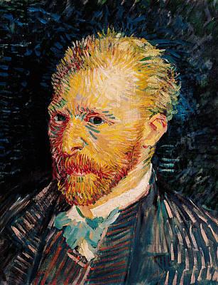 Self Portrait, 1887  Poster by Vincent van Gogh