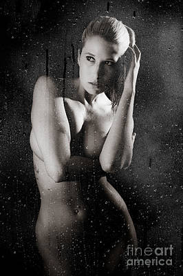 Shower B Poster by Jt PhotoDesign